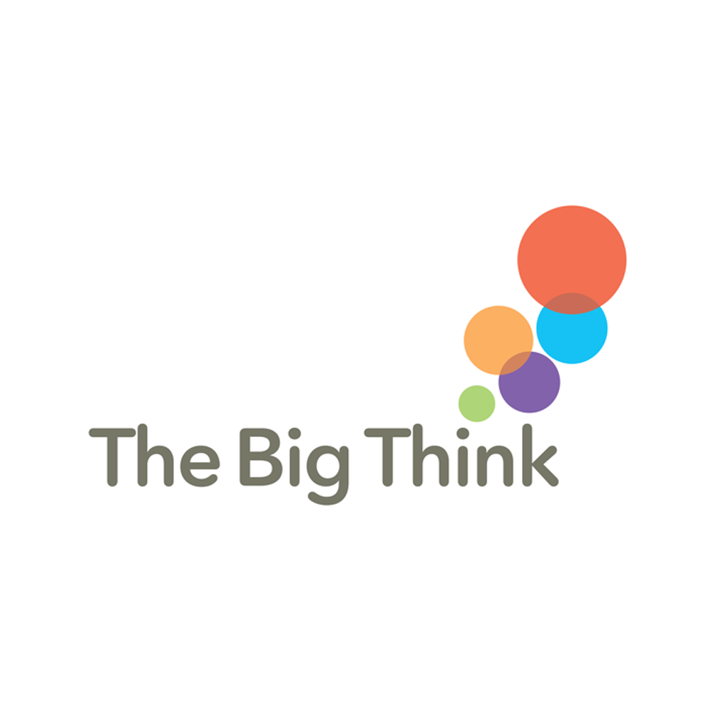 The Big Think header
