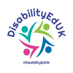 DisabilityEdUK logo