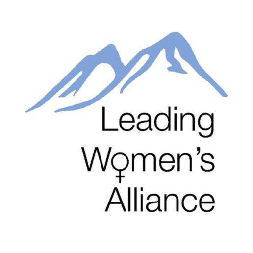 Leading Women's Alliance logo