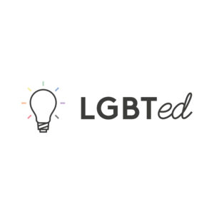 LGBTed logo