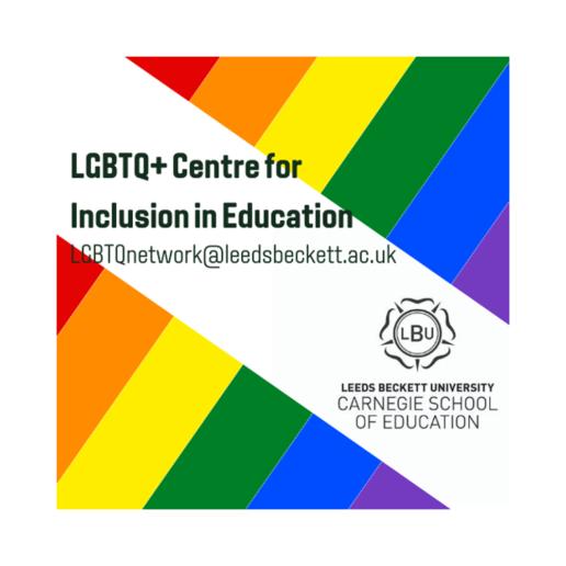 LGBTQ+ Centre for Inclusion logo