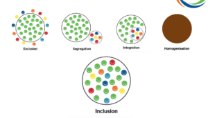 Inclusion diagram