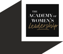 The Academy of Women's Leadership logo