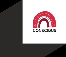 Conscious Being logo