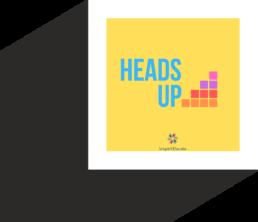 HeadsUp logo