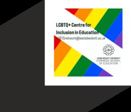 LGBTQ+ Centre of Inclusion logo