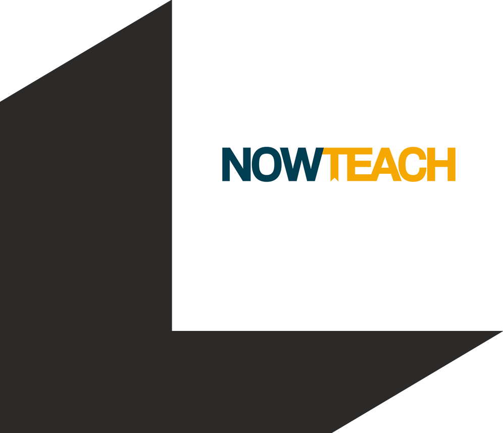 Now Teach logo