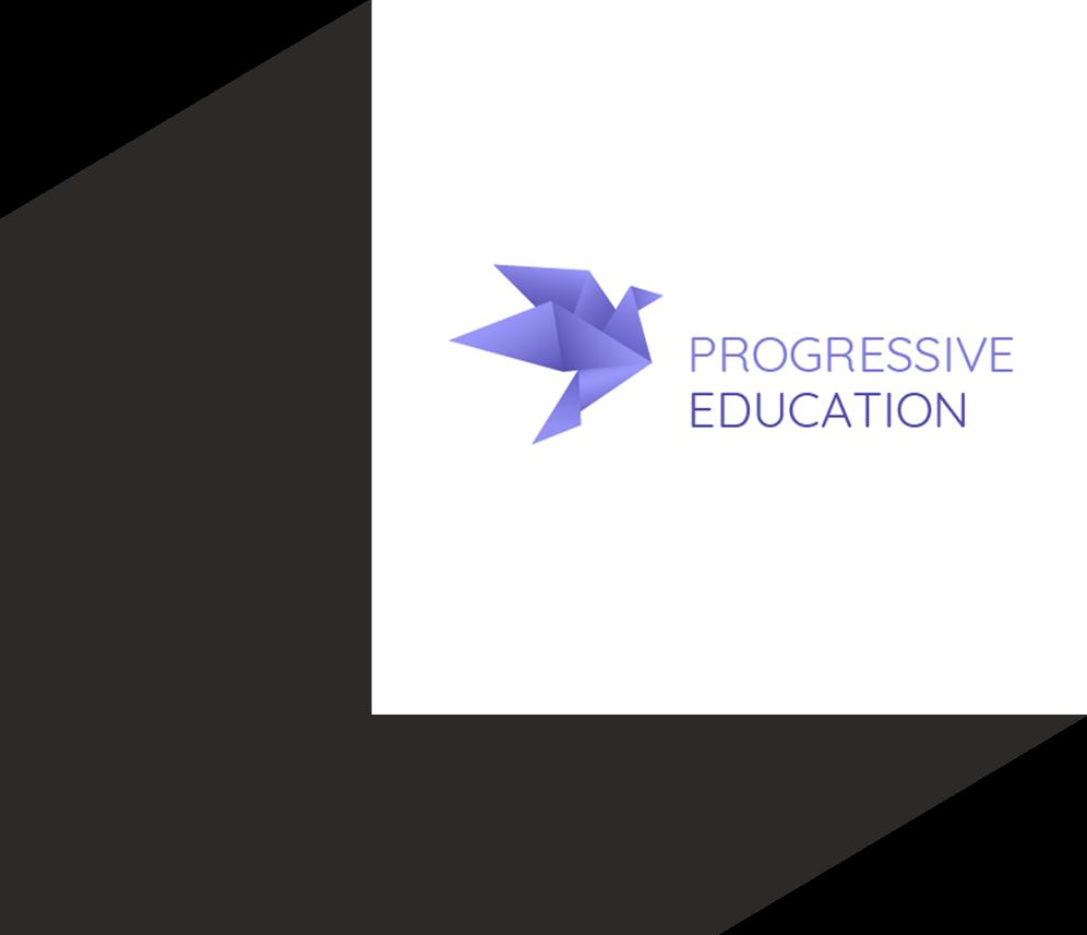 Progressive Education logo