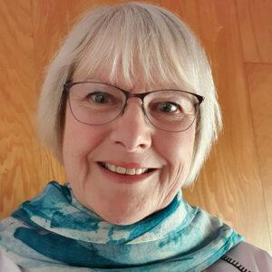 Rosemary Hoyle portrait