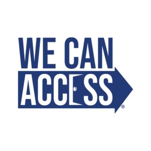 We Can Access logo