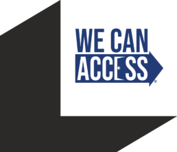 We Can Access logo