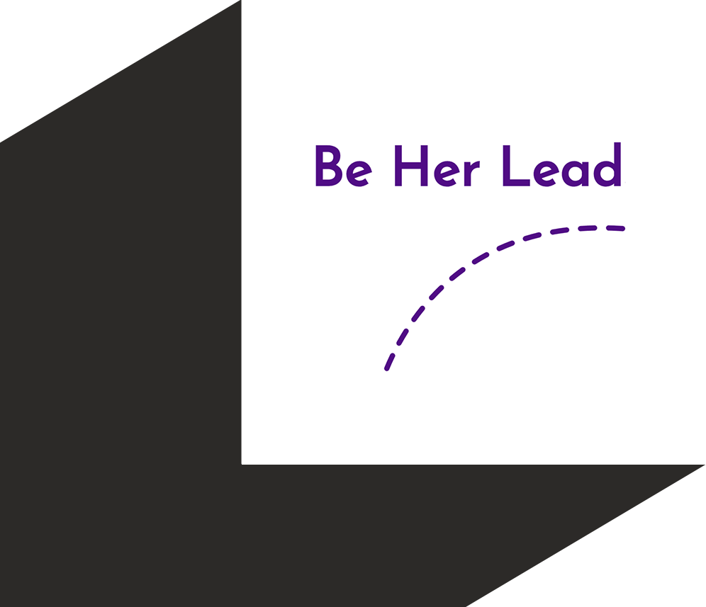 Be Her Lead logo