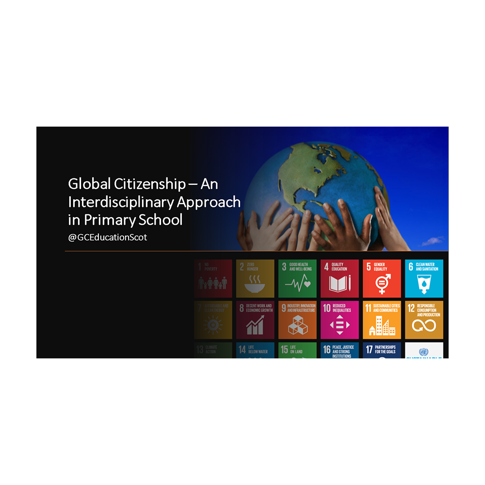 Global Citizenship Education Scotland