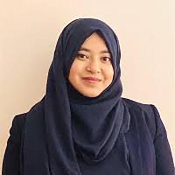 Yamina Bibi portrait