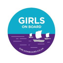 Girls on Board logo