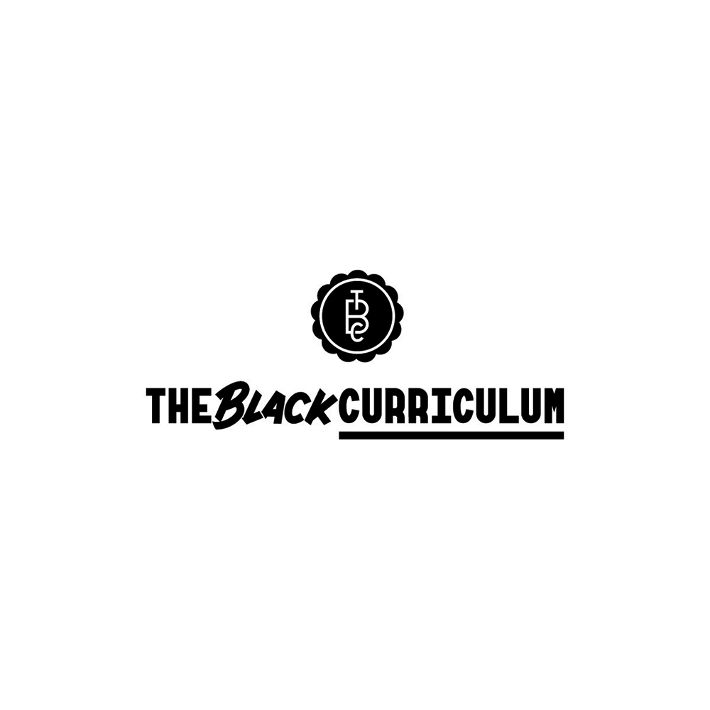 The Black Curriculum logo