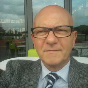 Steve Morley portrait