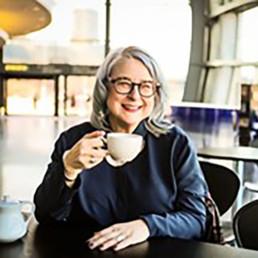 Sharon MacArthur portrait