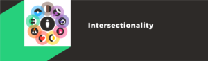 Intersectionality Header with text