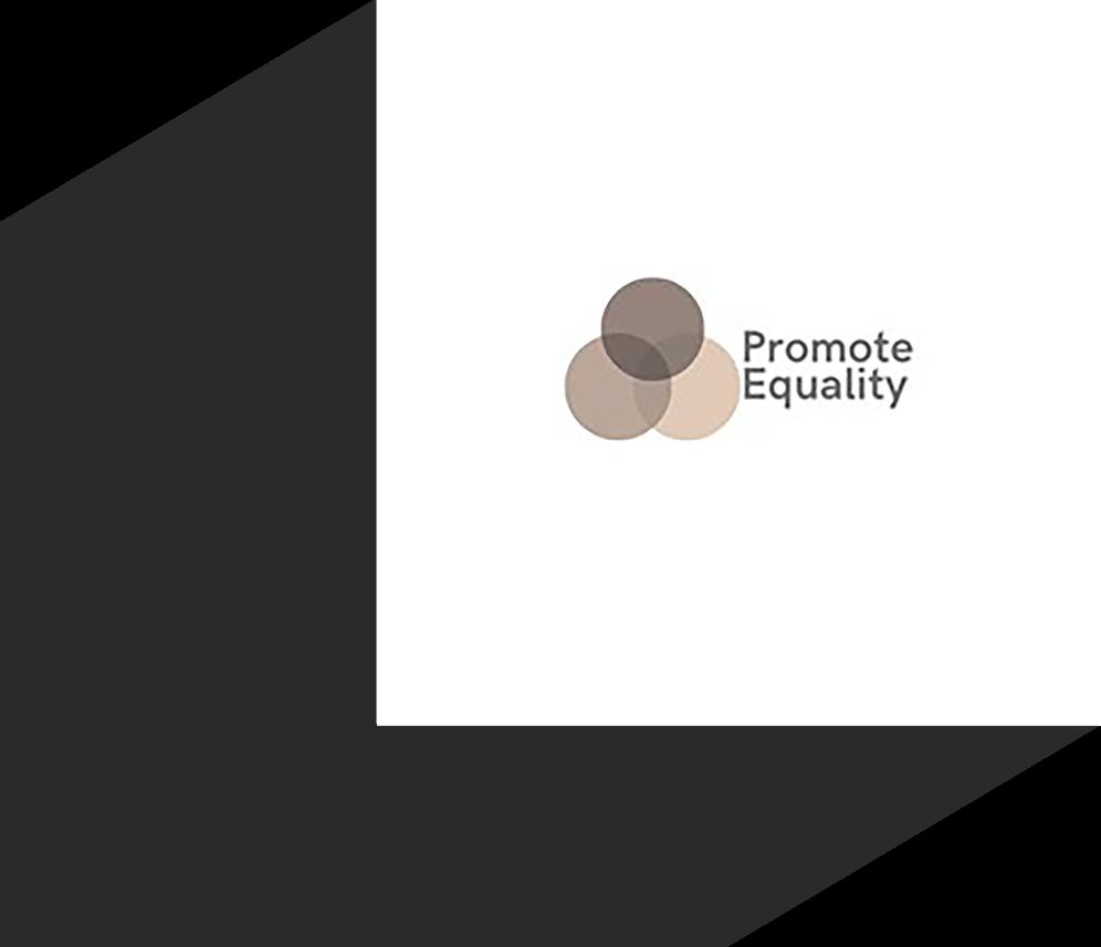 Promoting Equality Logo