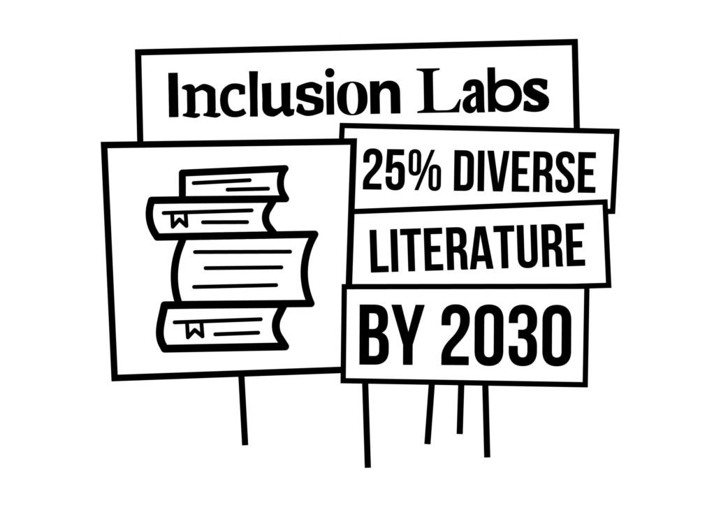 Decade of Diversity Literature Pledge