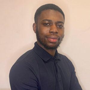 Albert Adeyemi portrait