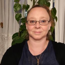 Anita Fiddes portrait