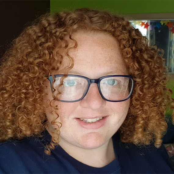 Lisa Jordan portrait
