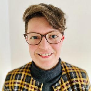 Lois Nethersell-Webb portrait