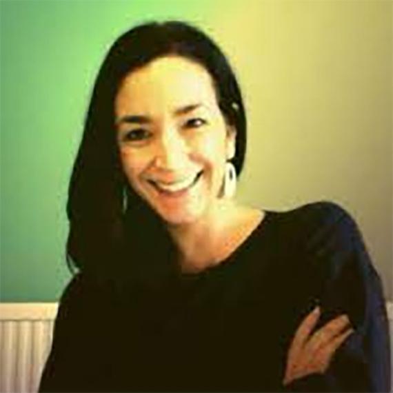 Nicole Ponsford portrait