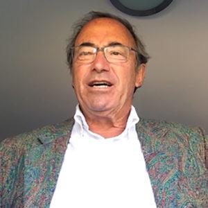 Richard Lewis portrait