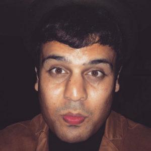 Shuaib Khan portrait