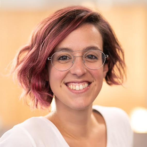 Virginia Mendez portrait