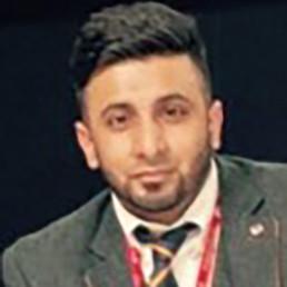 Amjad Ali portrait