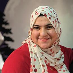Fatma Shami portrait