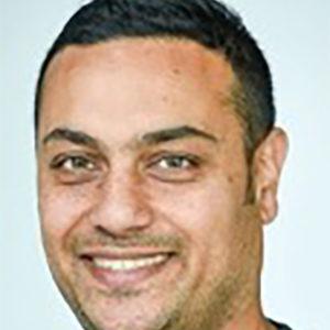 Harmeet Sahota portrait