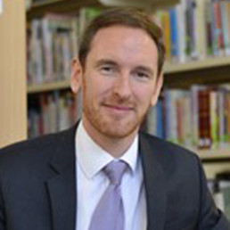 Mark Pritchard portrait