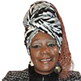 Sandra Harrison portrait