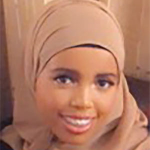 Yasmin Omar portrait