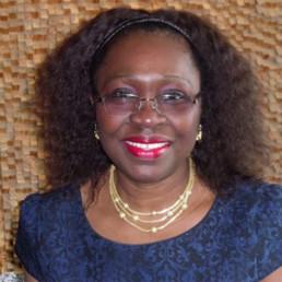 Dr Dolapo Ogunbawo portrait