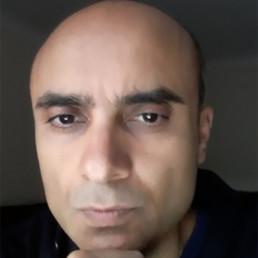 Siraj Mayet portrait