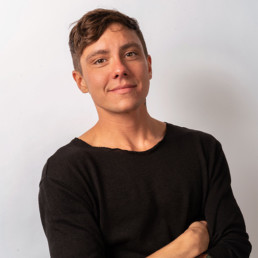 Jude Guaitamacchi portrait